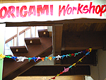 Origami Extravaganza & L.O.'s  Largest Paper Crane!