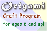 Origami Craft Program!