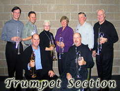 Trumpet Section