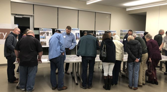 Great Interest at Recent Open House