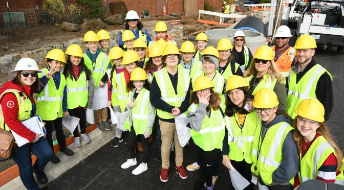 Inspiring Future Civil Engineers and Construction Contractors