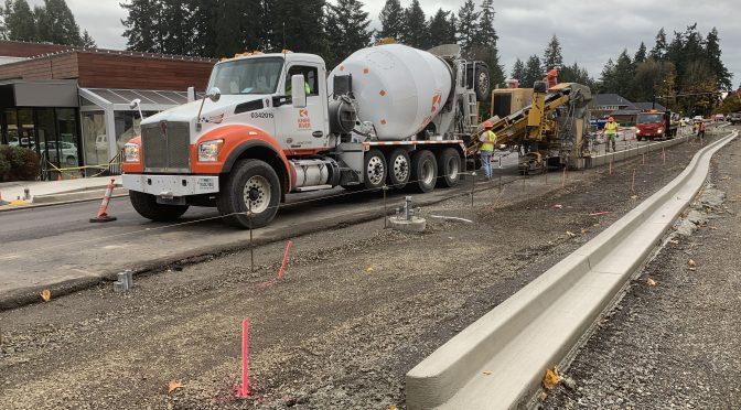 Construction Update 11/6/20