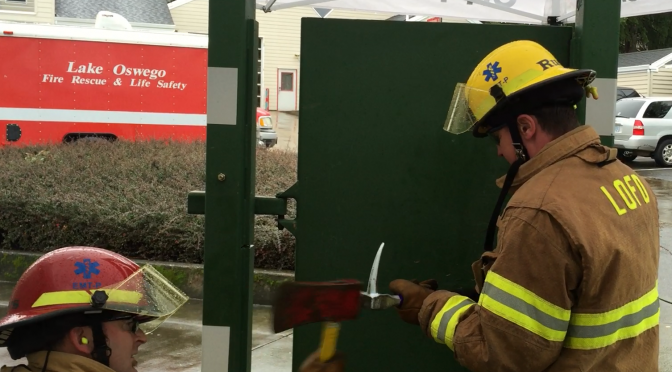 Forcible Entry Training On New Door Prop Council Digest