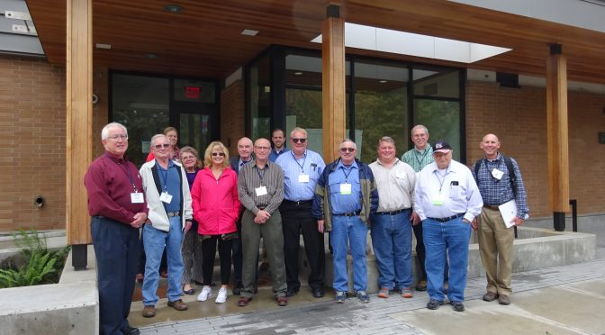 City Officials from Oregon Visit the WTP