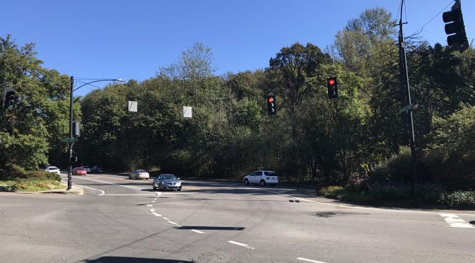 Night Work Begins 11/16 on Country Club/Boones Ferry/Kerr Parkway Signal