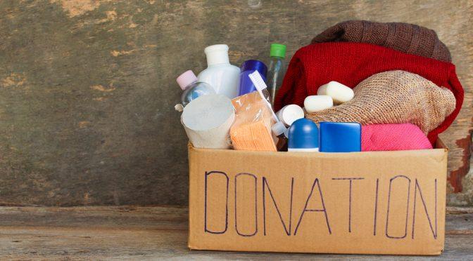 Local Donation Options
