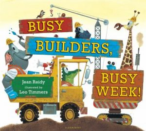 busy builders busy week