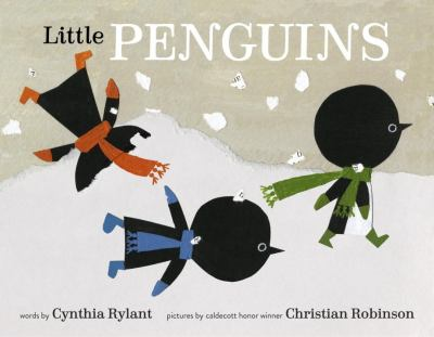 Favorite With El Tips Little Penguins By Cynthia Rylant Early