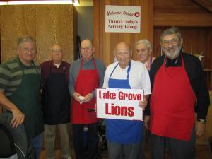 Adult Community Center Volunteers