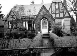 C. Didzun House, Circa 1930