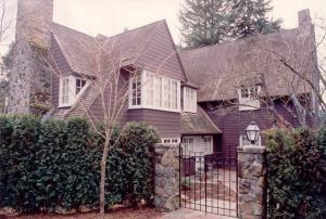 Mulder House, Circa 1927