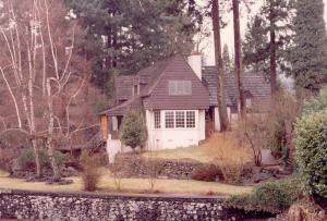 Parelius House, Circa 1939