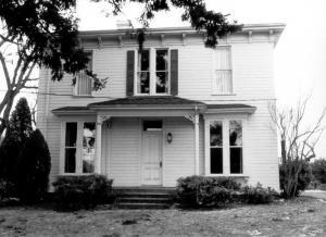 Carter House, Circa 1881