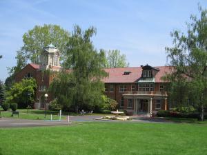 Marylhurst Admin Building, Circa 1929