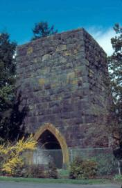 Iron Furnace Chimney