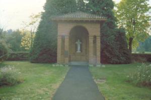 Marylhurst Cemetary/Altar, Circa 1911, 1937