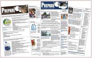 City of Lake Oswego CERT e-newsletter