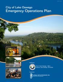 City of Lake Oswego Emergency Operations Plan