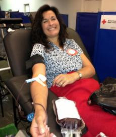City of Lake Oswego - Red Cross Blood Drive