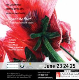 Lake Oswego Festival of the Arts 2017