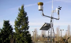 Weather Station at Westlake Fire