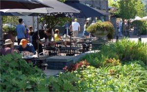 Downtown Lake Oswego Restaurants