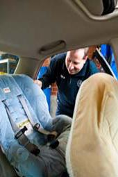Lake Oswego Fire Department - Child Safety Seat Clinic
