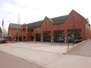 Main Fire Station 214