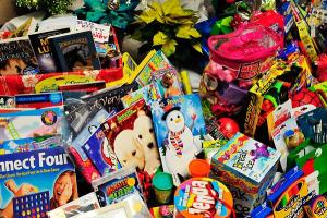Toy Drive | City of Lake Oswego Oregon Official Website