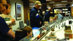 City of Lake Oswego Library -Trains