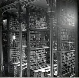 Cincinnati's old public library
