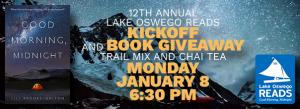Lake Oswego Reads Book Giveaway