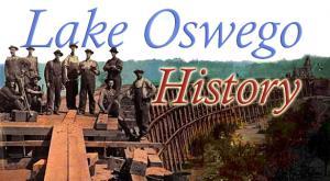 Lake Oswego History graphic