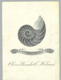 Seashell Bookplate