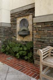 Fountain at Lake View Village