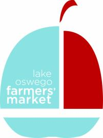 Lake Oswego Farmers' Market Logo