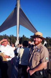 Park Ranger Ben photo