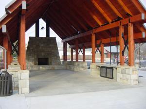 Foothills Park Pavilion