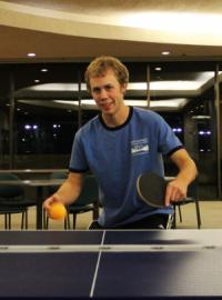 Drop-in Table Tennis