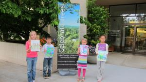 City of Lake Oswego 2014 Arbor Day Art Contest winners