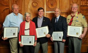 City of Lake Oswego 2015 Unsung Heroes
