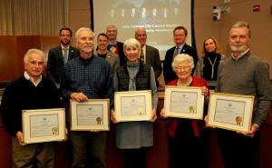City of Lake Oswego 2016 Unsung Heroes