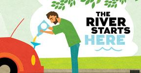The River Starts Here
