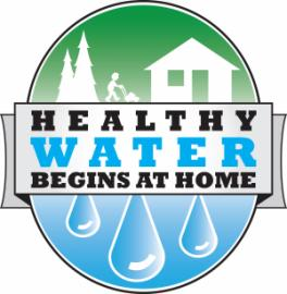 Healthy Water Begins at Home logo