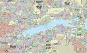 City of Lake Oswego Water Map