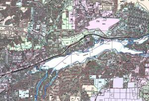 City of Lake Oswego Sewer Map
