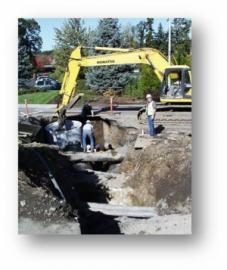 Surface Water Construction