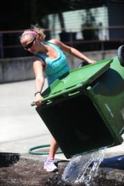 compost cart