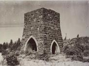 Iron Furnace Chimney, 1900