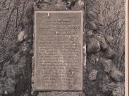 Bryant Home Marker, Historic Photo